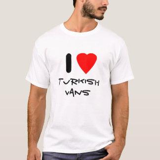 T-shirt J'aime les fourgons turcs