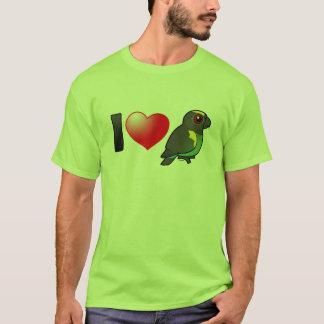 T-shirt J'aime les perroquets de Meyer