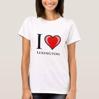T-shirt J'aime Lexington