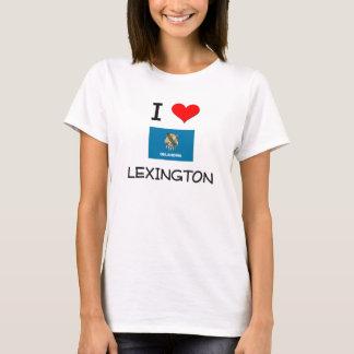 T-shirt J'aime Lexington l'Oklahoma