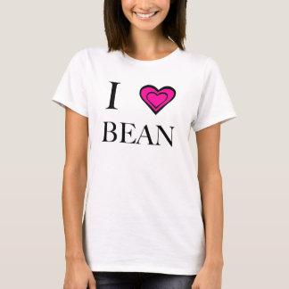 T-shirt J'aime l'haricot !