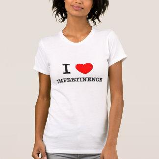 T-shirt J'aime l'impertinence