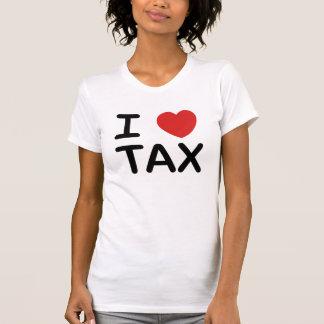 T-shirt J'aime l'impôt