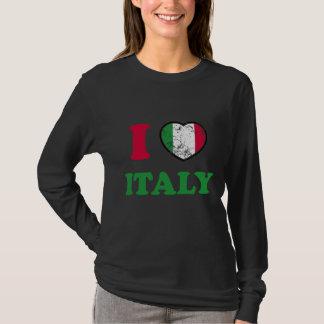 T-shirt J'aime l'Italie