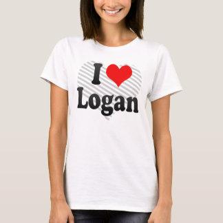 T-shirt J'aime Logan