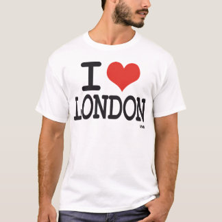 T-shirt J'aime Londres