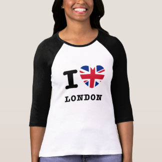 T-shirt J'aime Londres