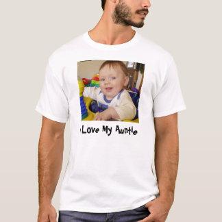 T-shirt j'aime ma tante
