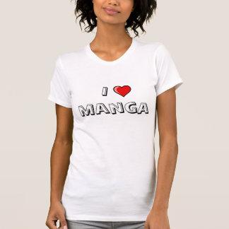 T-shirt J'aime Manga