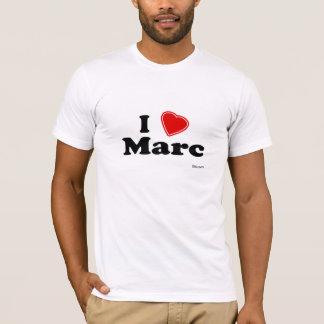 T-shirt J'aime Marc