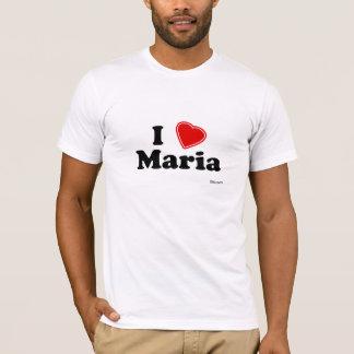 T-shirt J'aime Maria