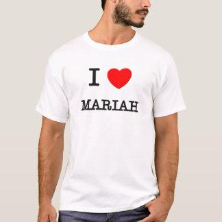 T-shirt J'aime Mariah