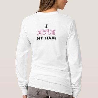 T-shirt J'aime mes cheveux
