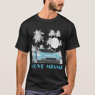 T-shirt J'aime Miami