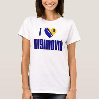 T-shirt J'aime Misimovic