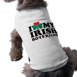 T-shirt J'aime mon ami irlandais
