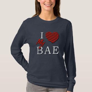 T-shirt J'aime mon Bae