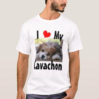 T-shirt J'aime mon Cavachon