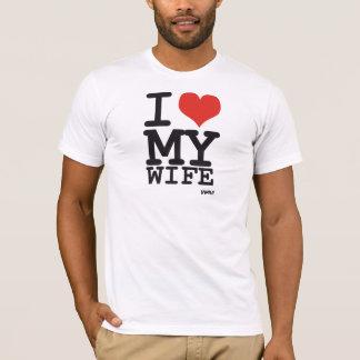 T-shirt J'aime mon épouse