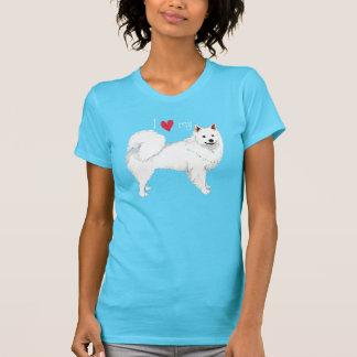 T-shirt J'aime mon Eskie