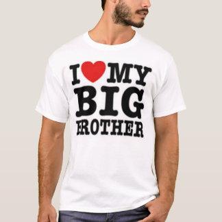 T-shirt J'aime MON frère