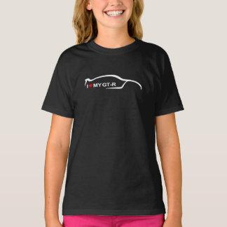 T-shirt J'aime mon GTR - Nissan Skyline GTR