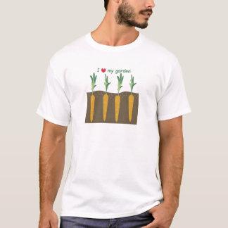 T-shirt J'aime mon jardin