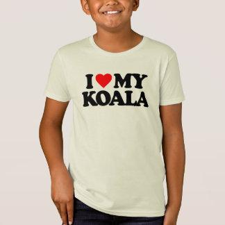 T-Shirt J'AIME MON KOALA