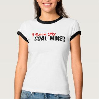 T-shirt J'aime mon mineur