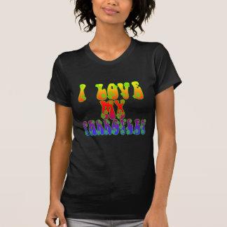 T-shirt J'aime mon Parrotlet