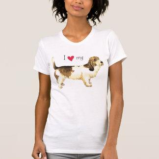 T-shirt J'aime mon PBGV