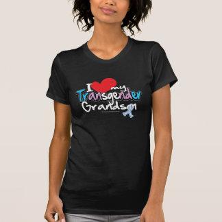 T-shirt J'aime mon petit-fils de transsexuel