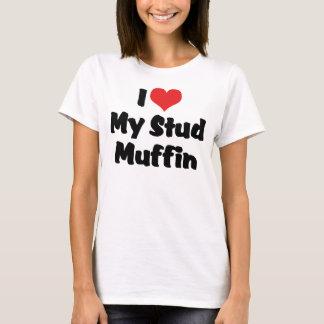 T-shirt J'aime mon petit pain de goujon