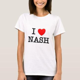 T-shirt J'aime Nash