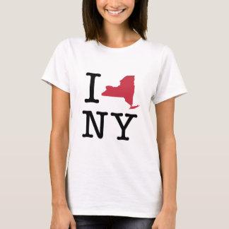 T-shirt J'aime New York