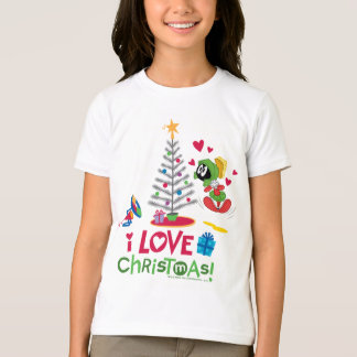 T-shirt J'aime Noël - MARVIN le MARTIAN™