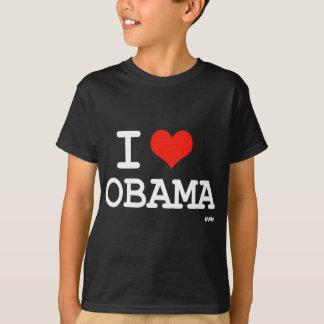 T-shirt J'aime Obama