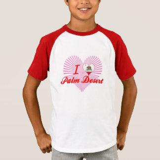 T-shirt J'aime Palm Desert, la Californie