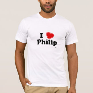 T-shirt J'aime Philip