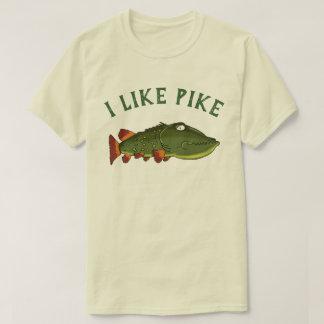 T-shirt J'aime Pike