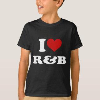 T-shirt J'aime R&B