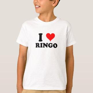 T-shirt J'aime Ringo
