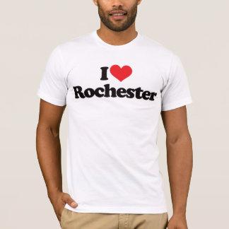 T-shirt J'aime Rochester