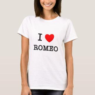 T-shirt J'aime Romeo