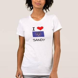 T-shirt J'aime Sandy Utah