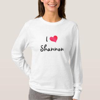 T-shirt J'aime Shannon