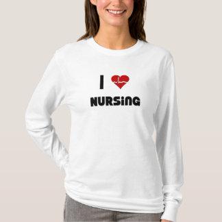 T-shirt J'aime soigner