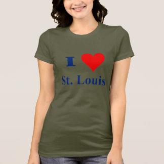 T-shirt J'aime St Louis