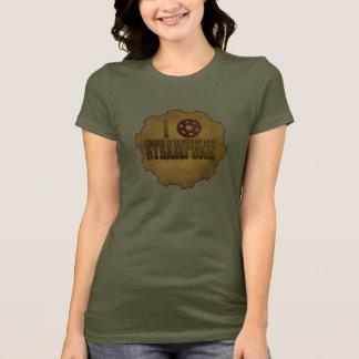 T-shirt J'aime Steampunk
