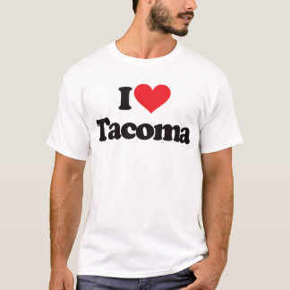 T-shirt J'aime Tacoma